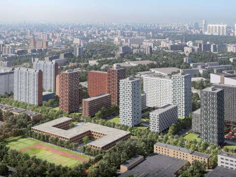 Квартиры с отделкой в ЖК «Кварталы 21/19» Заселены 2 очереди.